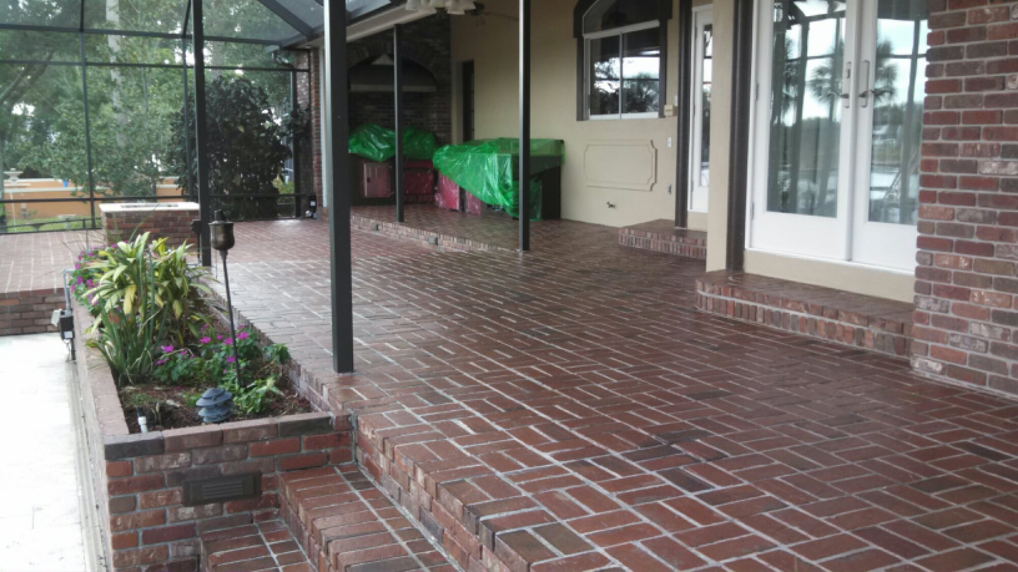 Brick Patio Cleaning And Sealing ...